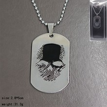 Tom Clancy's Ghost Recon necklace