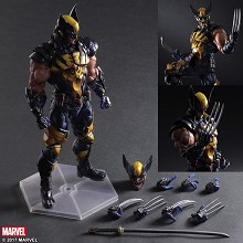 Play Arts Wolverine figure