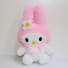 13inches Melody plush doll