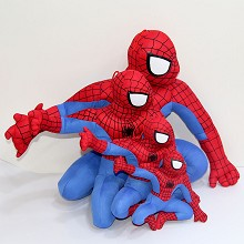 12inches Spider man plush doll