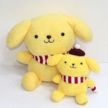12inches Pom Pom Purin plush doll