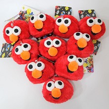 3inches Sesame Street plush dolls set(10pcs a set)