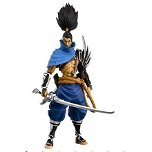 Figma League of Legends Yasuo figure