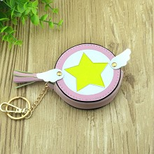 Card Captor Sakura anime key chain bag