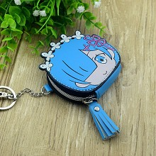 Re:Life in a different world from zero key chain b...
