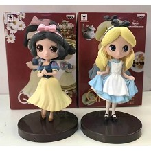 Snow White figures set(2pcs a set)
