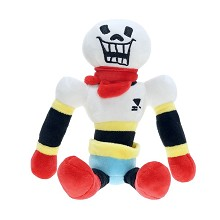 8inches Undertale Papyrus plush doll