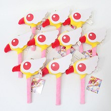 6inches Card Captor Sakura plush dolls set(10pcs a set)