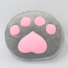 14inches cat's claw plush pillow doll