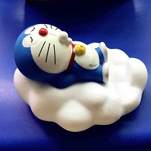 Doraemon doll phone mobile holder