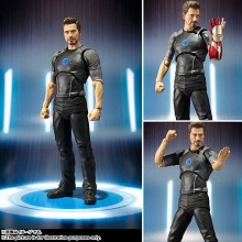 SHF Iron Man Tony Stark figure