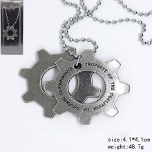 The War Game necklace
