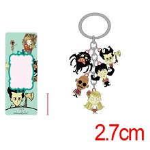 Don't Starve key chain