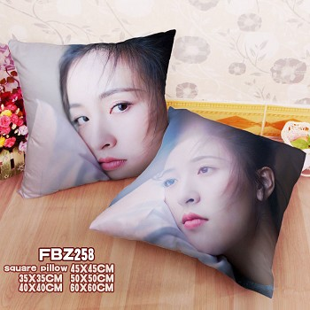 Star Janice two-sided pillow