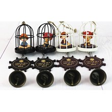 One Piece Luffy anime windbell wind chimes set(4pcs a set)