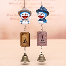 Doraemon anime windbell wind chimes set(2pcs a set...