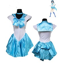 Sailor Moon cosplay dress cloth a set