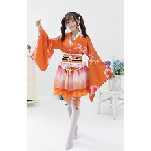 LoveLive cosplay dress cloth a set