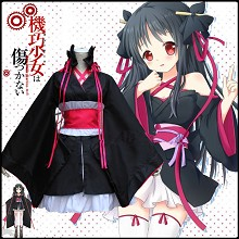 Unbreakable Machine-Doll cosplay dress cloth a set