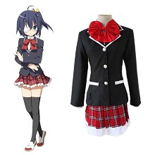 Chuunibyou demo koi ga shitai cosplay dress cloth a set