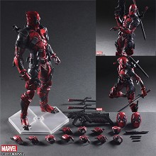 Play arts Deadpool figure