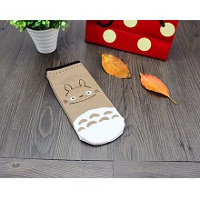 TOTORO cotton short socks a pair
