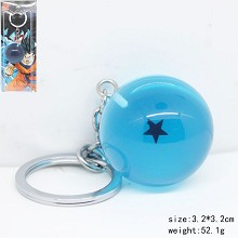 Dragon Ball anime key chain 1 star