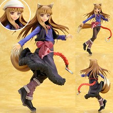 Spice and Wolf Holo figure