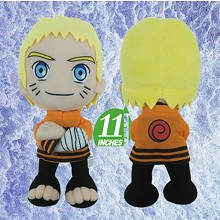 11inches Uzimaki Naruto anime plush doll