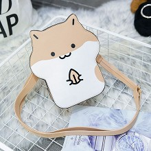 Cute Hamster satchel shoulder bag