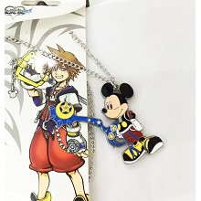 Kingdom Hearts anime necklace