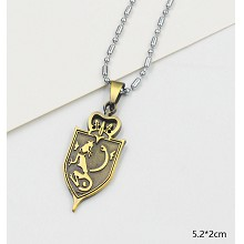 Code Geass anime necklace