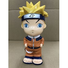 Naruto anime resin money box