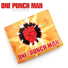 One Punch Man anime wallet