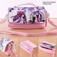 Touhou project anime pen bag