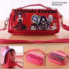 Date A Live anime pen bag