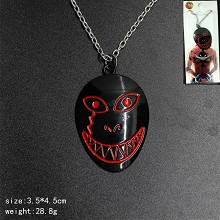 One Piece Moria anime necklace