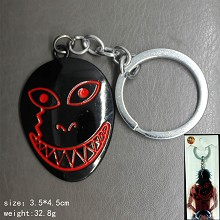 One Piece Moria anime key chain