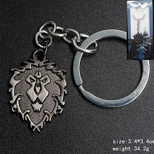 Warcraft key chain