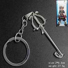 Kingdom Hearts key chain