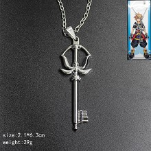Kingdom Hearts necklace