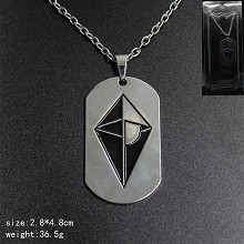 No Man's Sky necklace