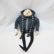 16inches Despicable Me Gru anime plush doll