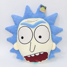 Rick and Morty plush pillow