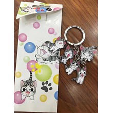 Chi's Sweet Home key chain