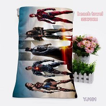 Justice League bath towel(35X70)