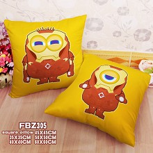 Despicable Me anime two-sided pillow