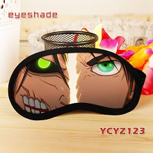Attack on Titan anime eye patch