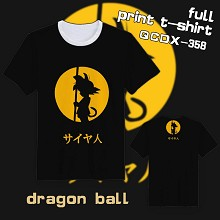 Dragon Ball anime t-shirt