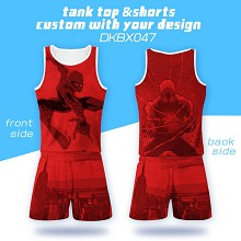 Spider Man vest+short pants a set